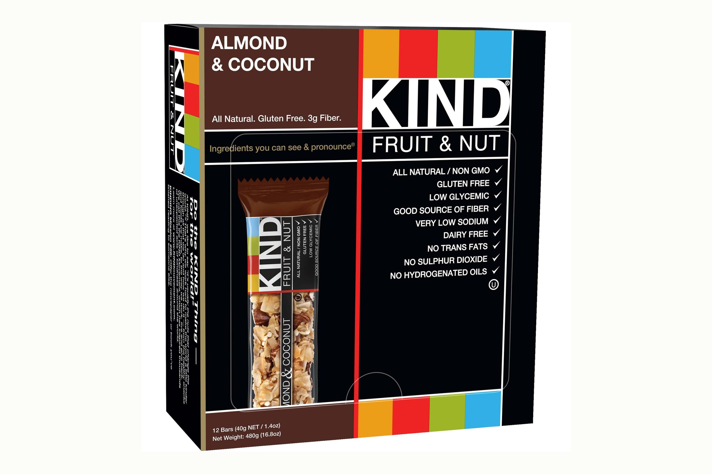 Peanut Butter Dark Choc, Gluten Free - 4.5 stars - $15 (Prime)