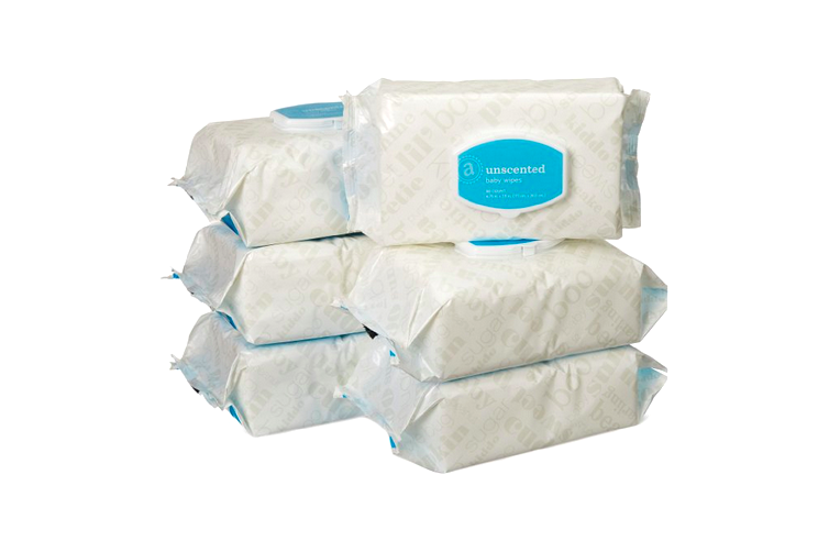 Baby Wipes, 720 Count - 4.5 stars - $17 (Prime)