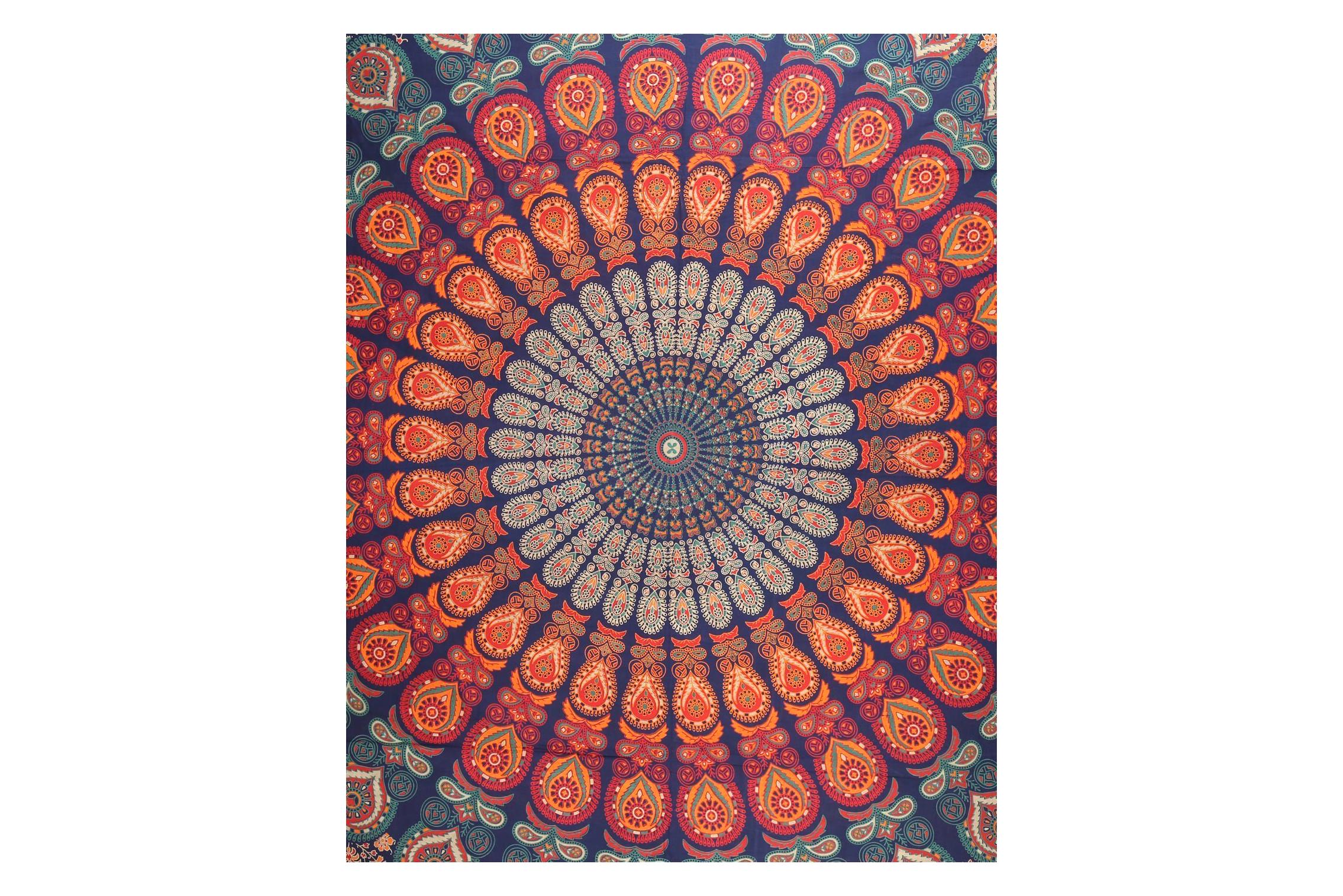 Mandala Tapestry -   8 x 7ft  4 stars -$11 (Prime)