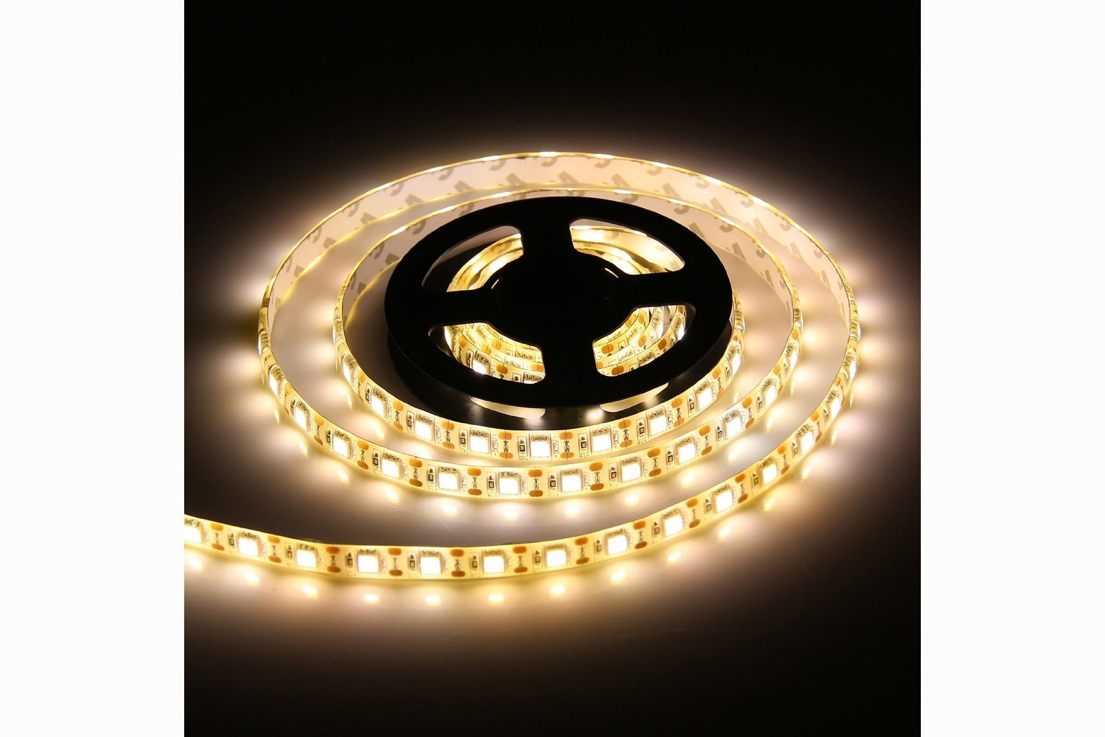 6 Ft Ribbon of LEDs, Water Proof, 3 Colors - 4.5 stars - $10 (Prime)