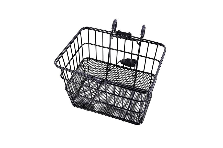 Rust proof Bike Basket - 4.5 stars - $28 (Prime)