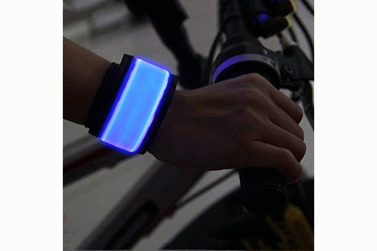Slap Glow Band with Blink Mode - 4.5 stars - $8 (Prime)