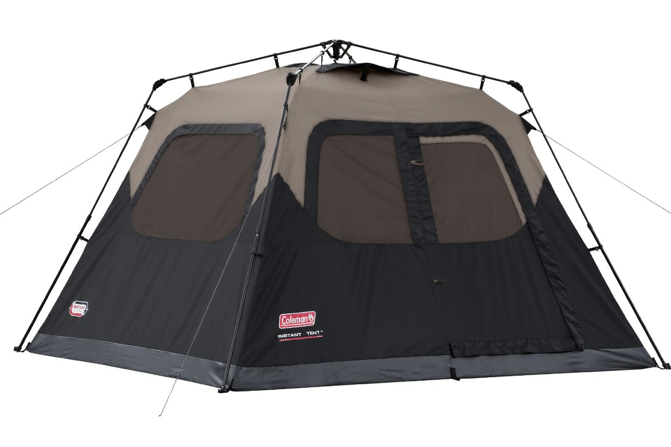 6 Person (2 Queen Beds) Pop Up Tent - 4.5 stars - $180 (Prime)