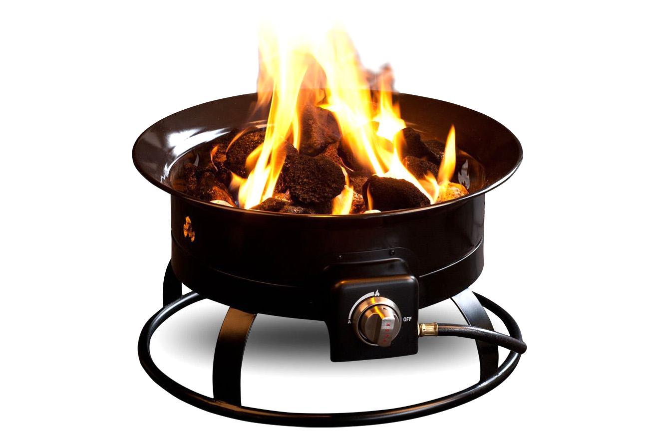 Propane Fire Pit-4.5 stars -$130 (Prime)