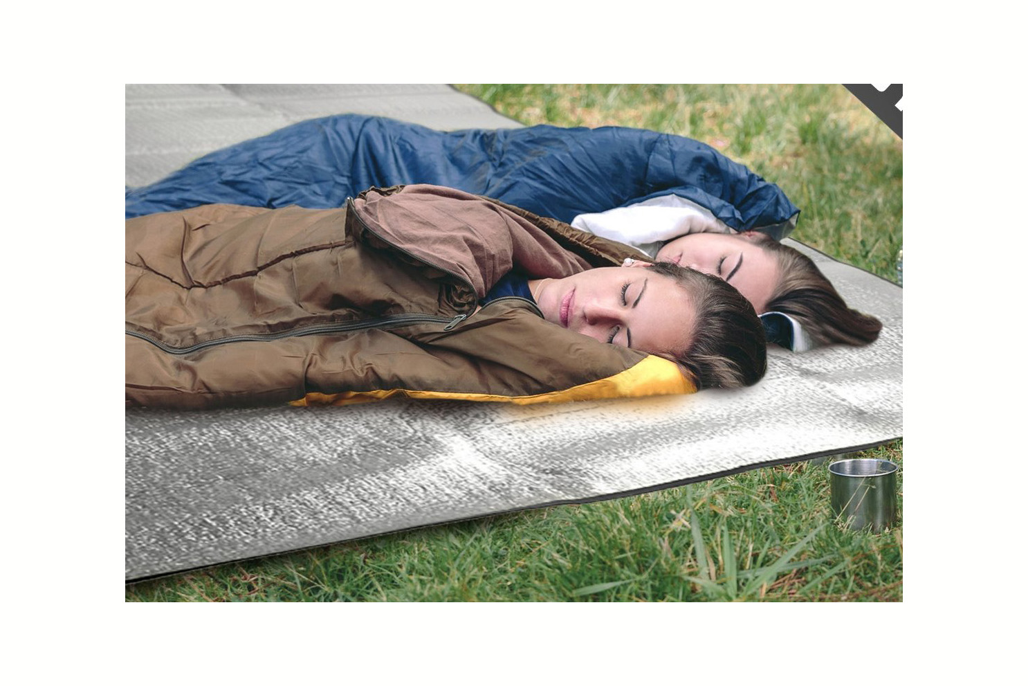 Heat Retention Sleep Pad 4.5 stars - $22 (Prime)