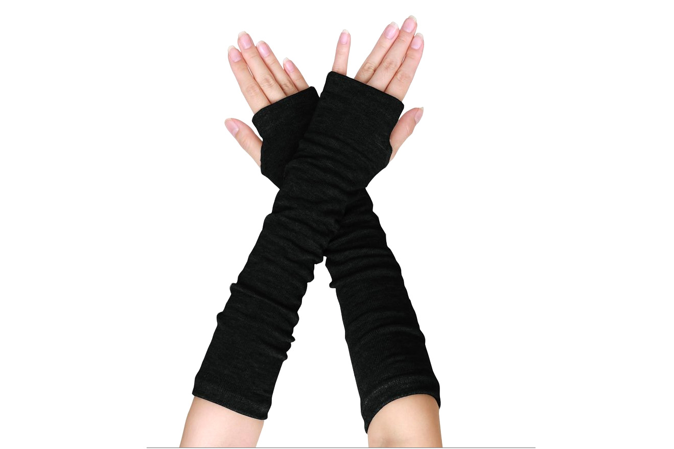 Arm Warmers - 4.5 stars - $7 (Prime)
