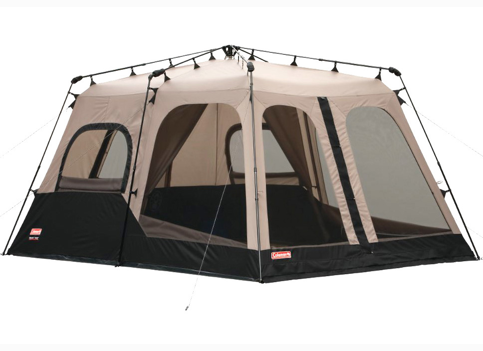 8 Person Pop-Up Tent - 4 stars - $289 (Prime)