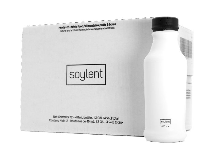 Soylent 14 Oz, 12 Count - 4 stars - $34 (Prime)