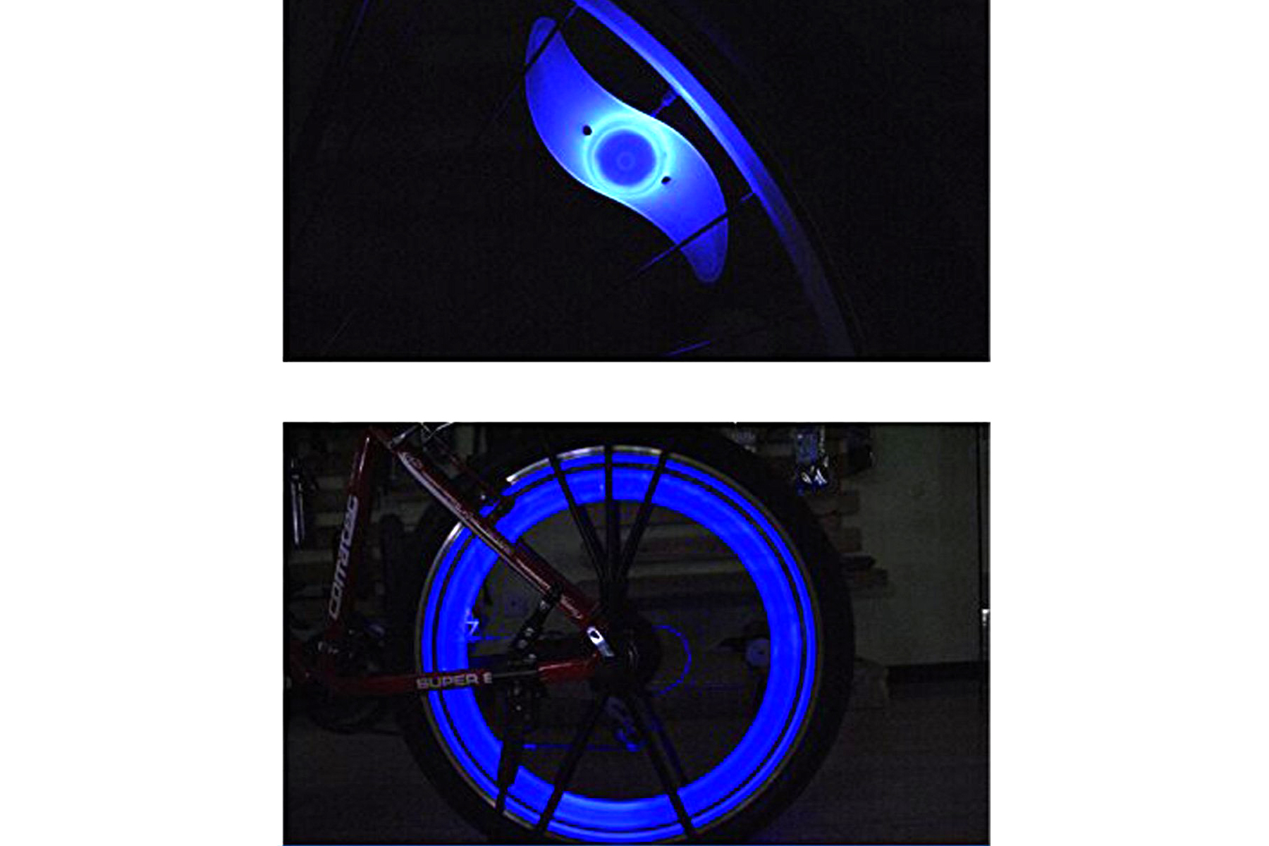 LED Light Cycle, 5 Color Count - 4.5 stars - $12 (Prime)