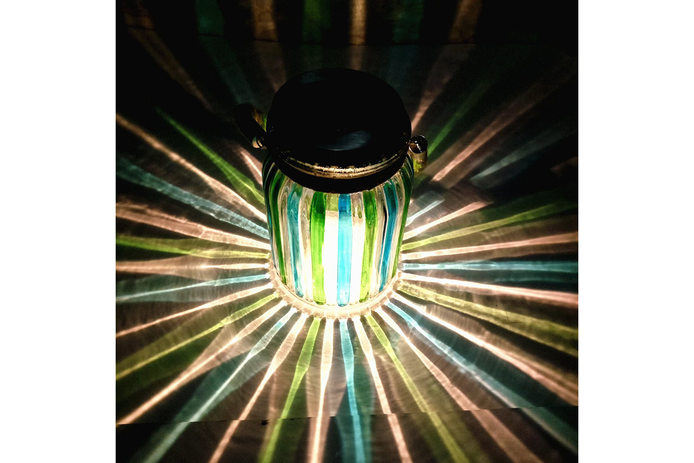 Solar Lantern - 5 stars - $17 (Prime)