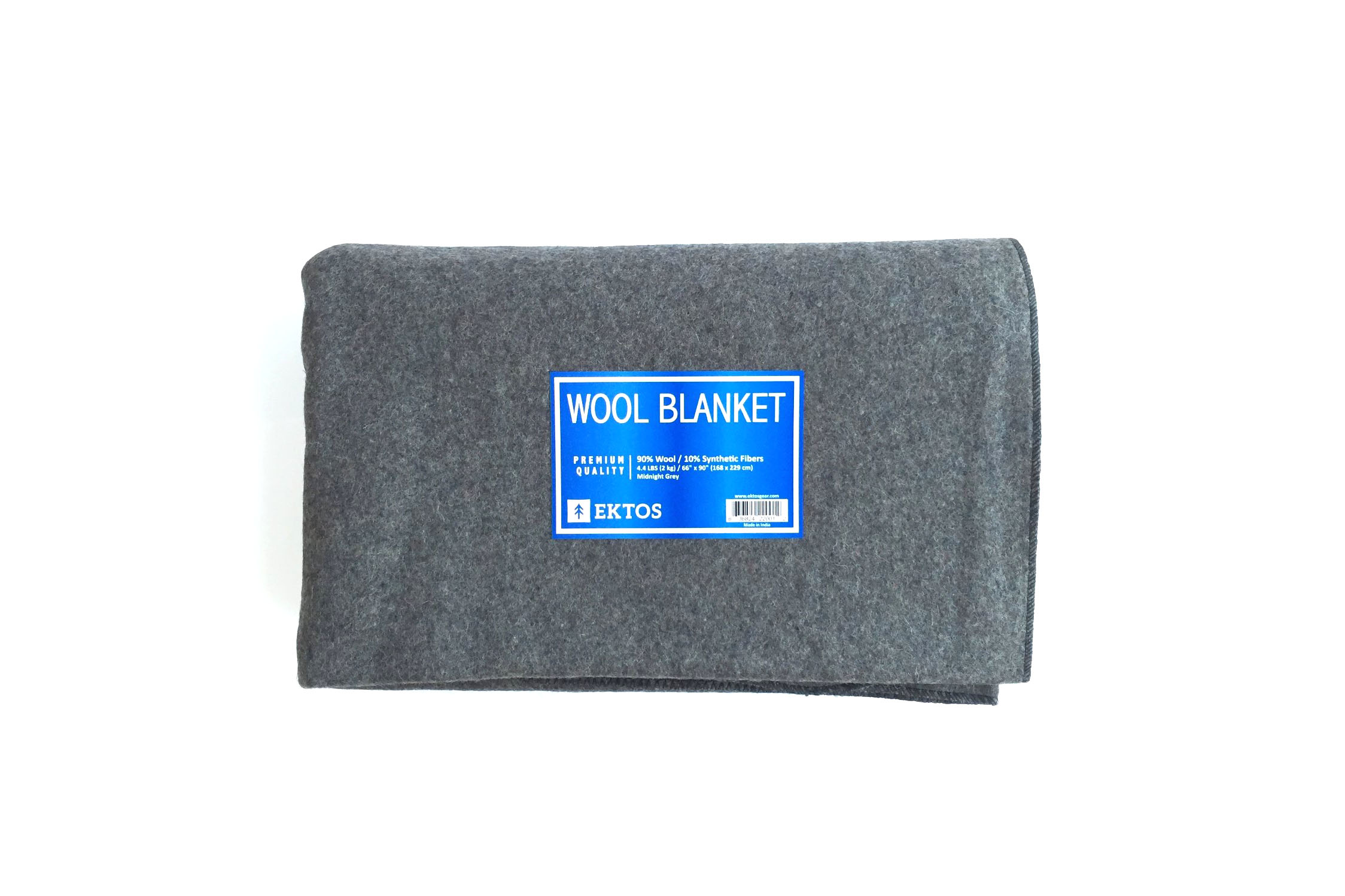 Heavy Wool Blanket - 4.5 stars - $48 (Prime)