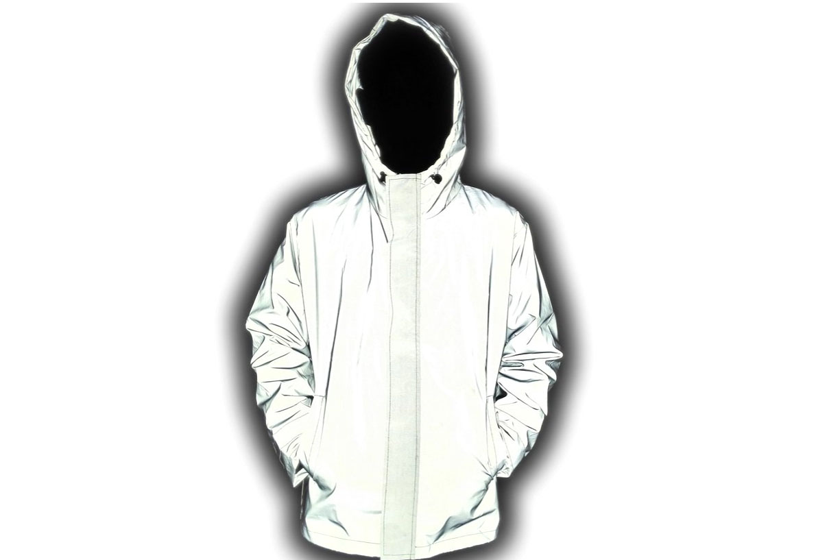 Super Bright 3M Reflective Jacket - 4.5 stars - $50 (Prime)