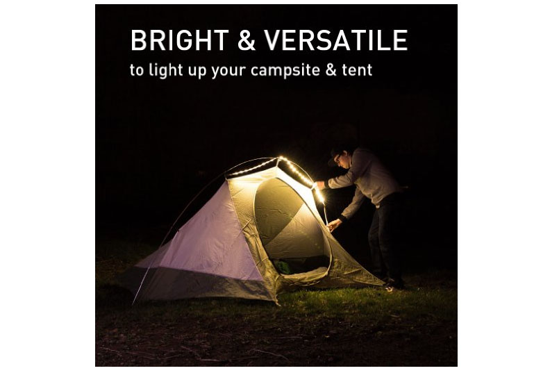 Portable Light Rope / Lantern - 4.5 stars - $20 (Prime)
