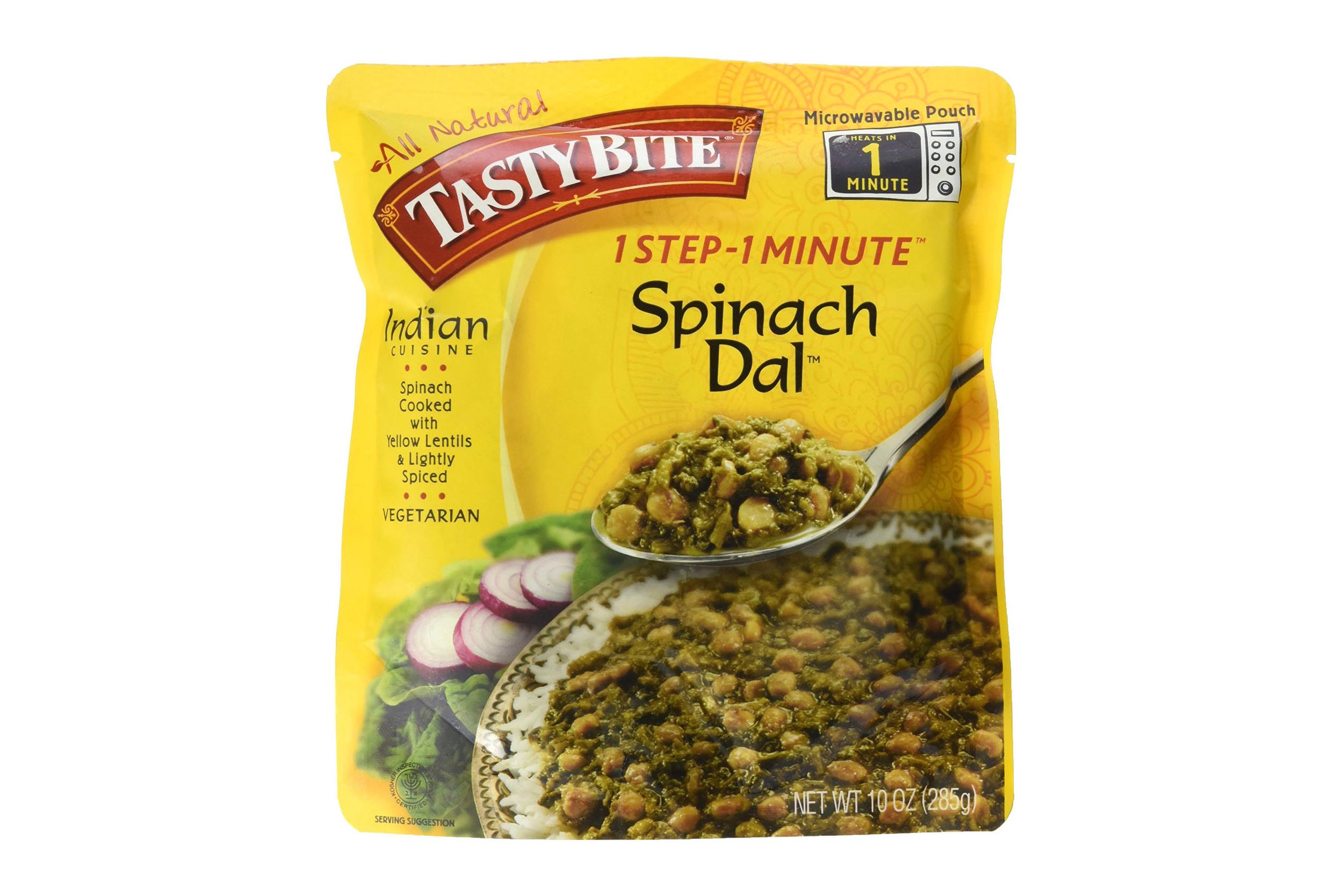 Spinach Dal - 4.5 stars - $4 (Prime Pantry)