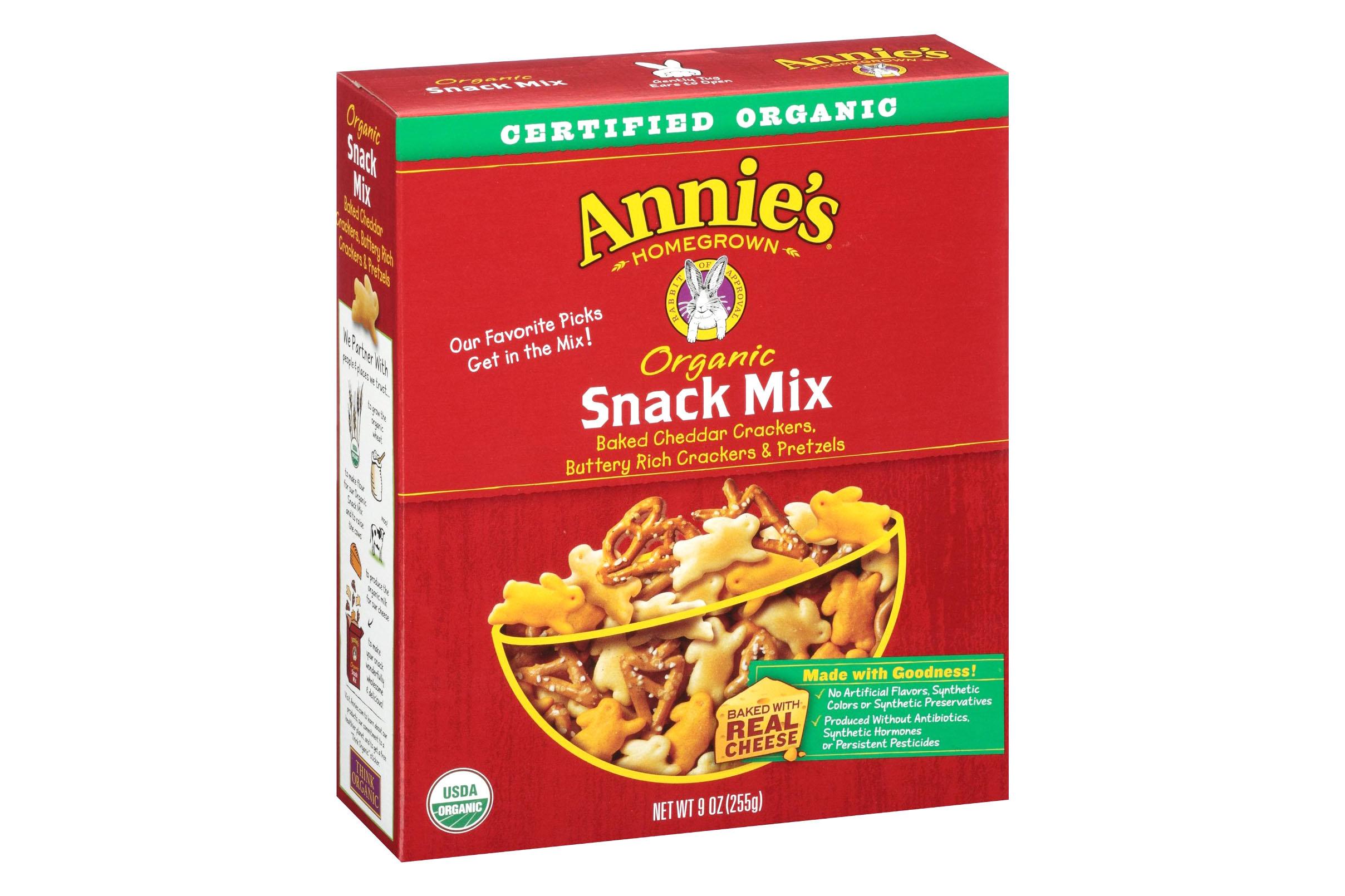 Organic Snack Mix - 4 stars - $5 (Prime Pantry)