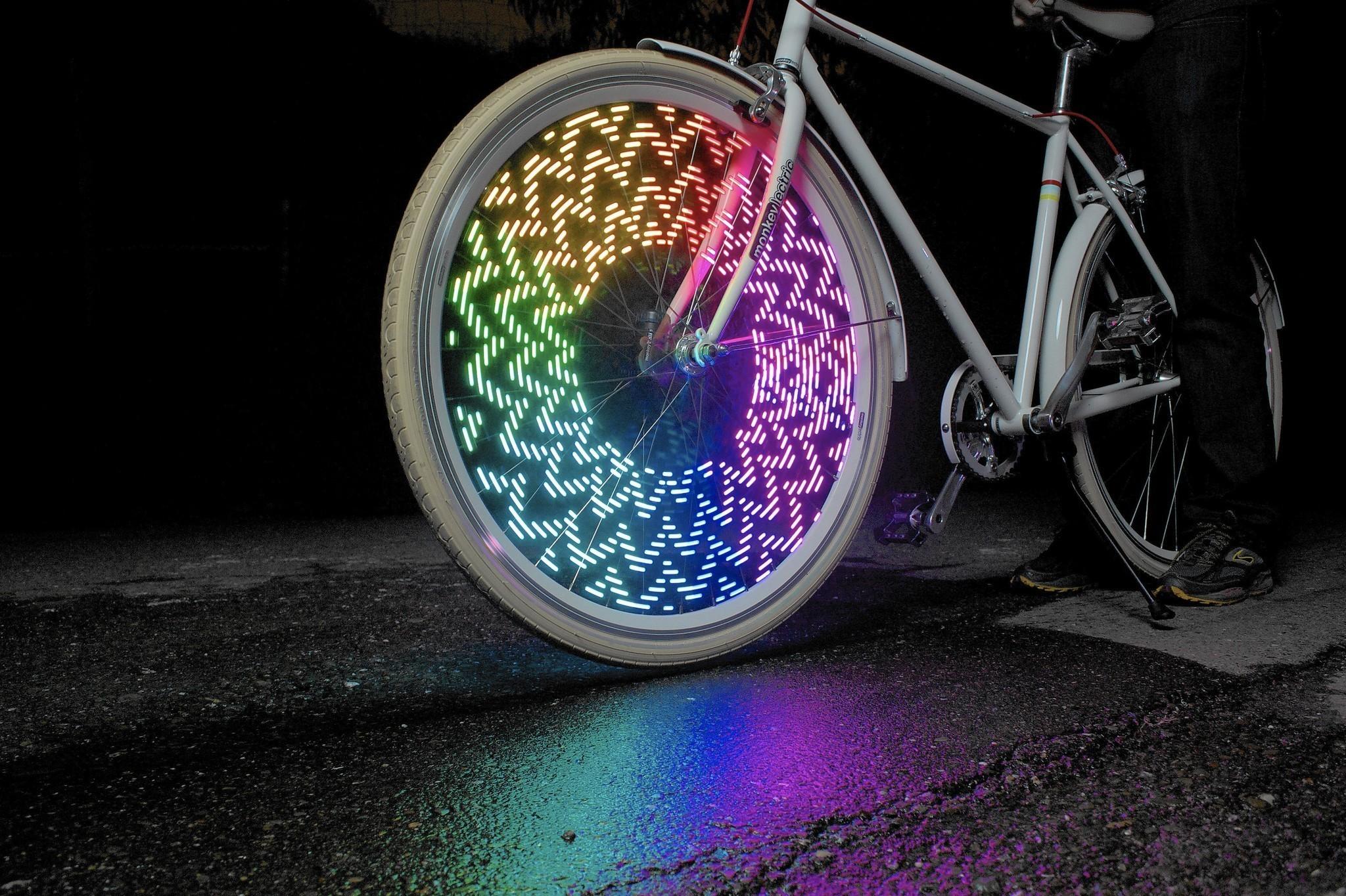 200 Lumen, 32 LEDs, 42 Themes - 4.5 stars - $57 (Prime)