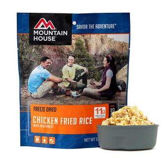 Chicken Fried Rice - 4.5 stars - $8 (Prime)