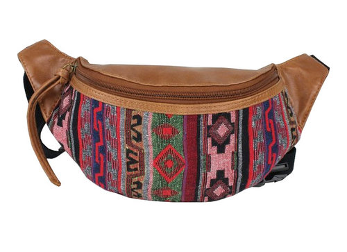 Tribal Aztec Fabric Fanny Pack - 4.5 stars - $20 (Prime)