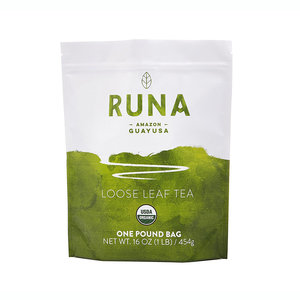 Guayusa Tea, 1lb - 4.5 stars - $18 (Prime) Organic, Sustainably Grown