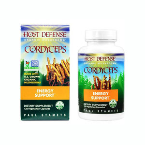 Cordyceps, 120 ct - 4.5 stars - $45 (Prime) Organic, Sustainable Cultivated