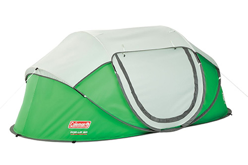 Instant Pop-Up Tent - Available in 2 or 4 person 4 stars - $46 (Prime)