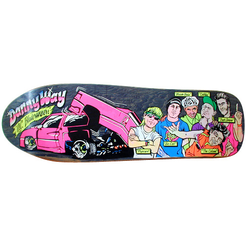 Danny Way / O.C. Bladerunners / 1990 / nfs