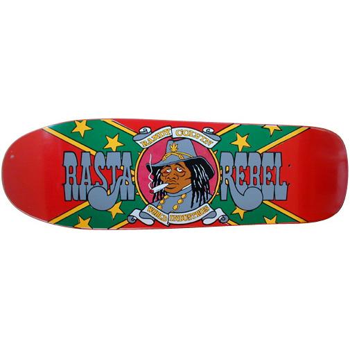 Randy Colvin / Rasta Rebel / 1991 / sold