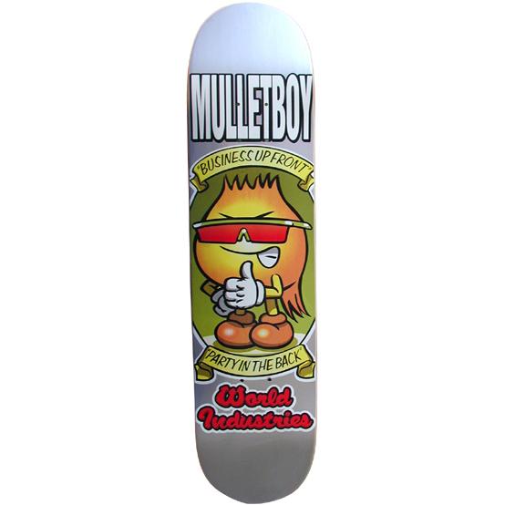 Mulletboy / 2001