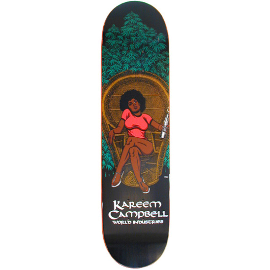 Kareem Campbell / Maryjane / 1994 / sold