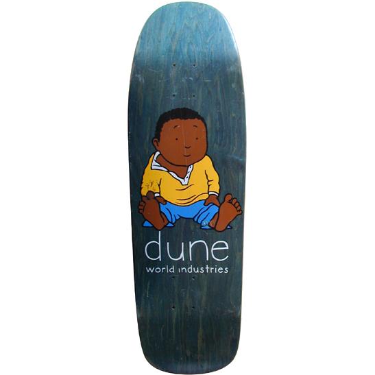 "Chris ""Dune"" Pastras / Sitting Baby / 1991"