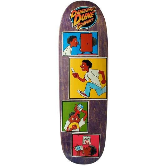 "Chris ""Dune"" Pastras / Dangerous Dune Graphics / 1992 / sold"