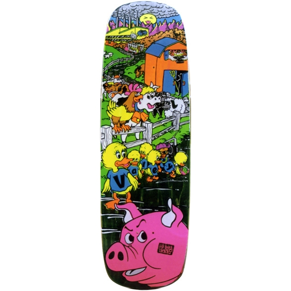 Mike Vallely / Barnyard / 1989 / nfs