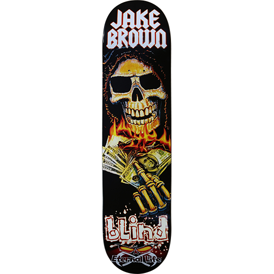 Jake Brown / Gambler / 2008