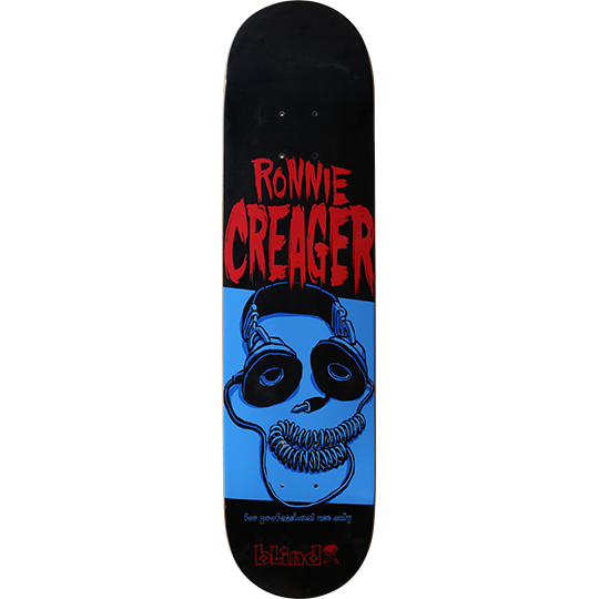 Ronnie Creager / Skullphonze / 2003
