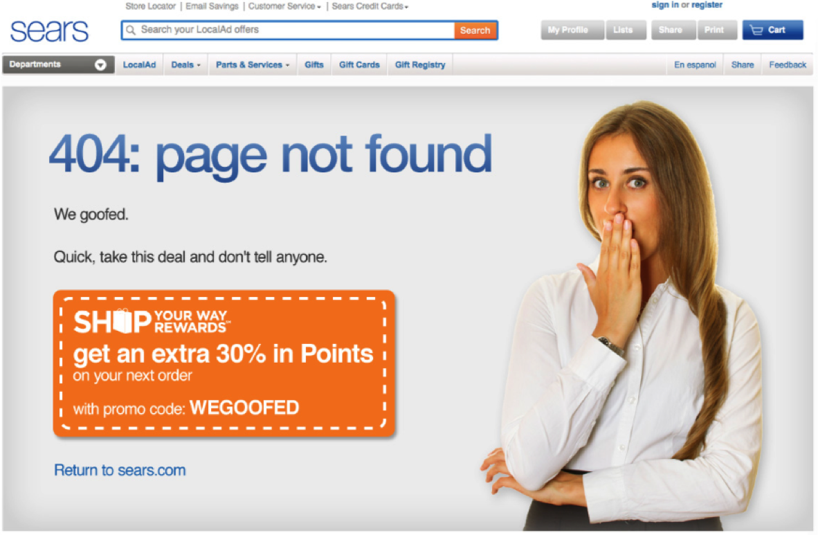 Proposed 404 Page (After)