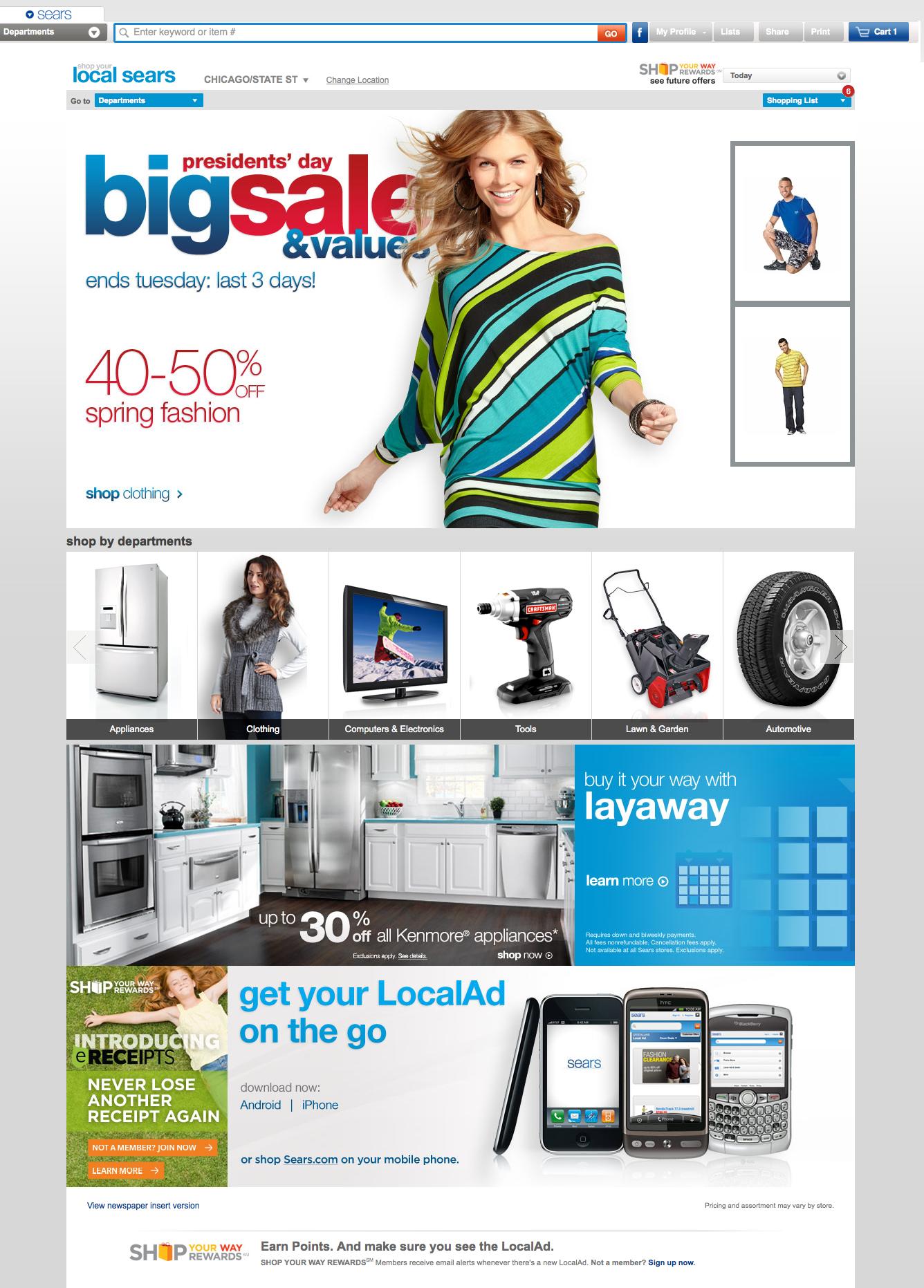 Cover page - desktop
