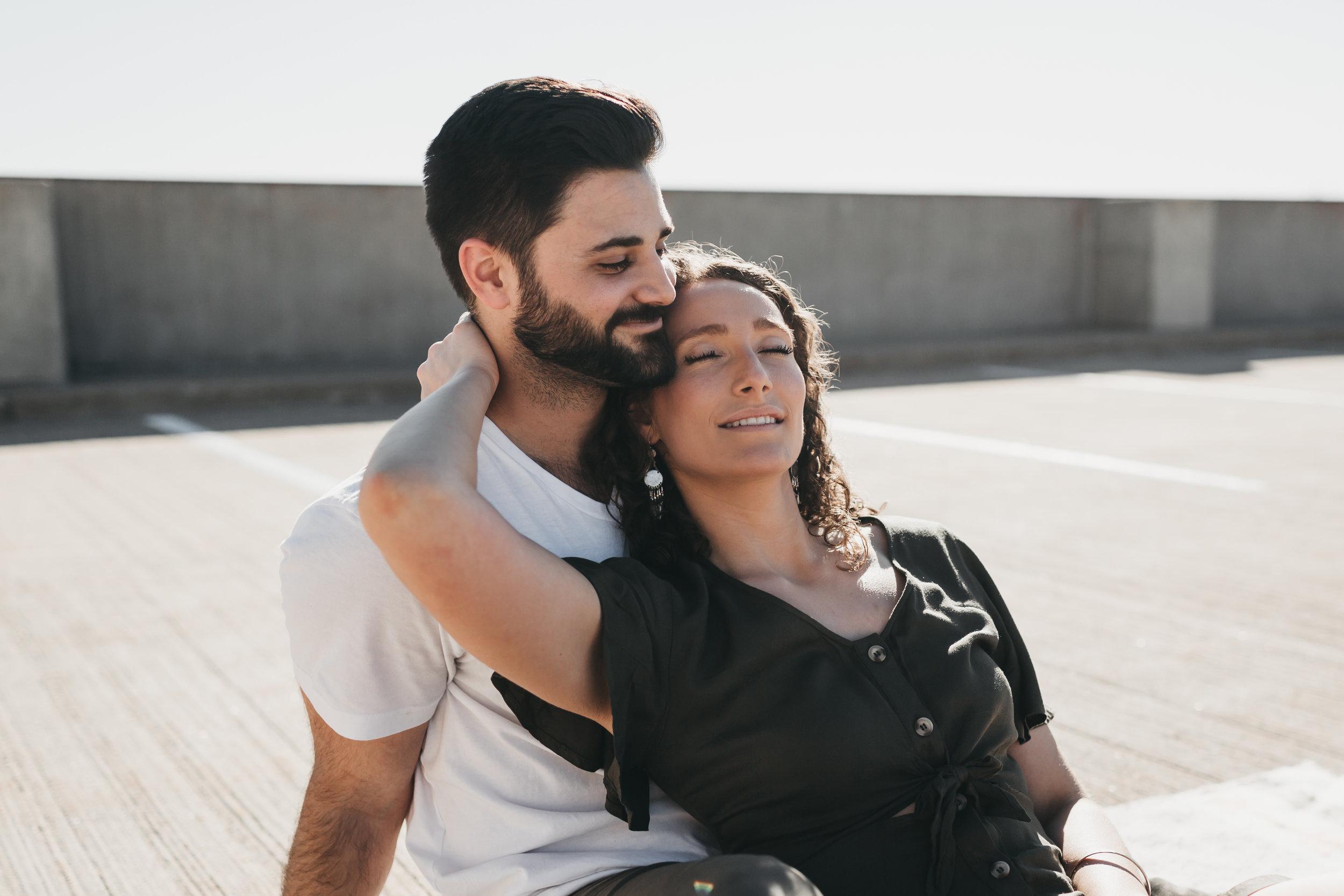 Clare + Esteban