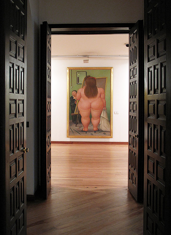 El Studio by Fernando Botero