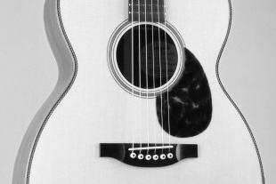 Bourgeios OM Guitar