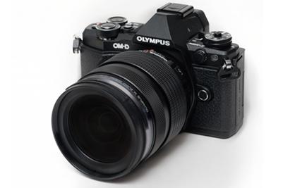 Olympus O-MD E-M5 Mark II Micro Four Thirds Camera