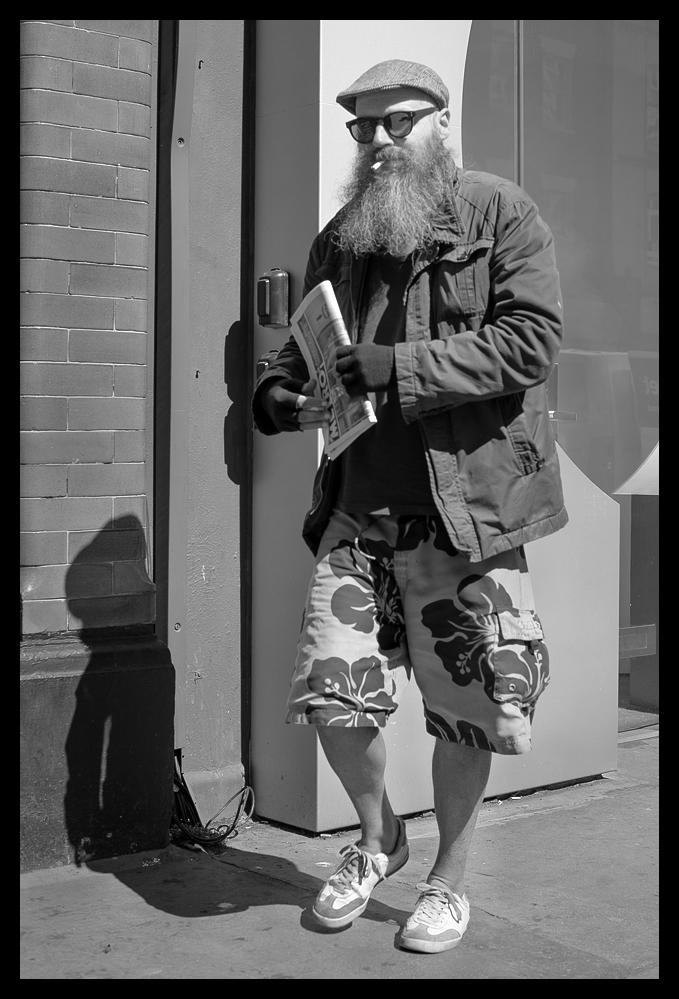 Thorsten Overgaard's Photography Workshop - Cool Shorts - Leica SL