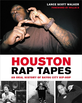 """A Conversation With Lance Scott Walker, Author Of 'Houston Rap Tapes'"""