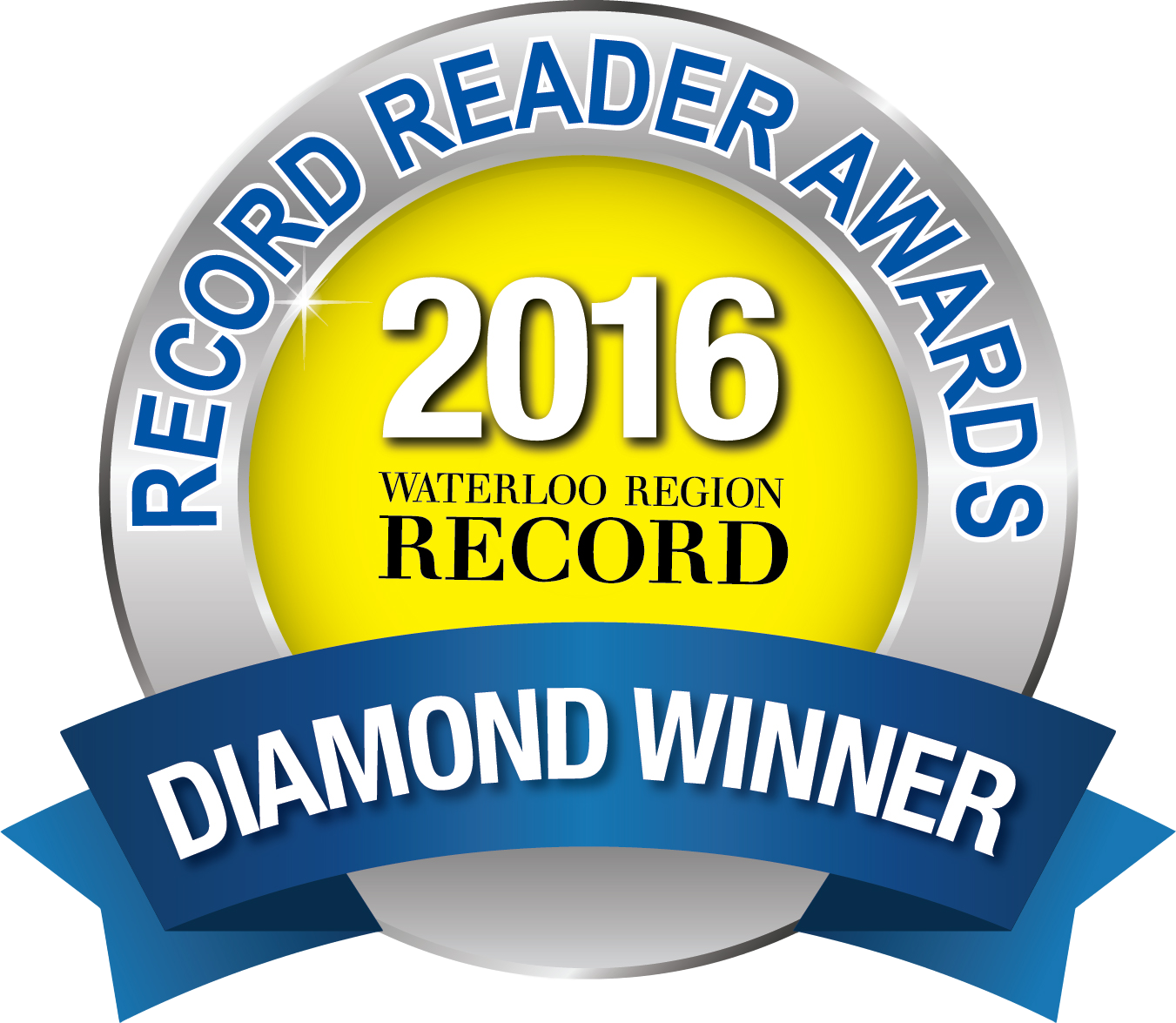 Record Reader Awards Diamond Winner 2016