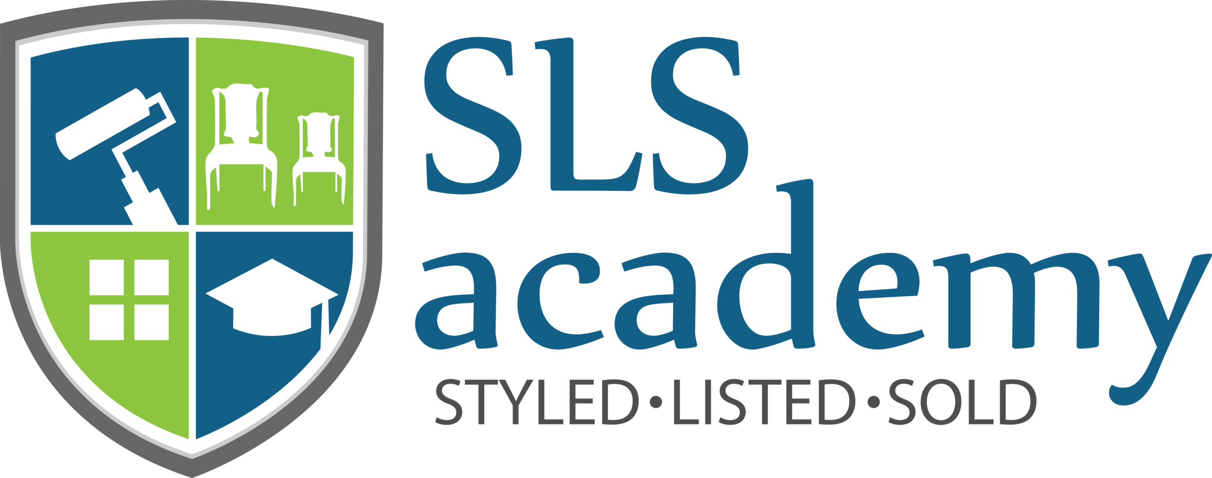 SLS Academy Home Stager Training Logo
