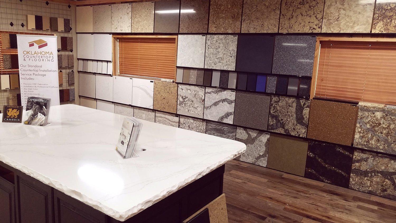 Oklahoma Countertops Flooring