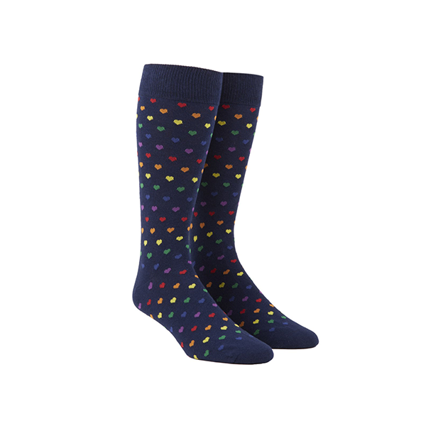 The Equality Sock (Navy)