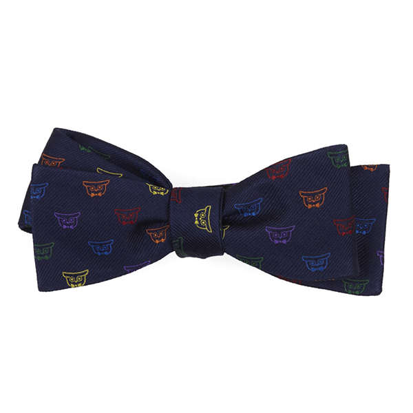 The Signature Pride Bow Tie