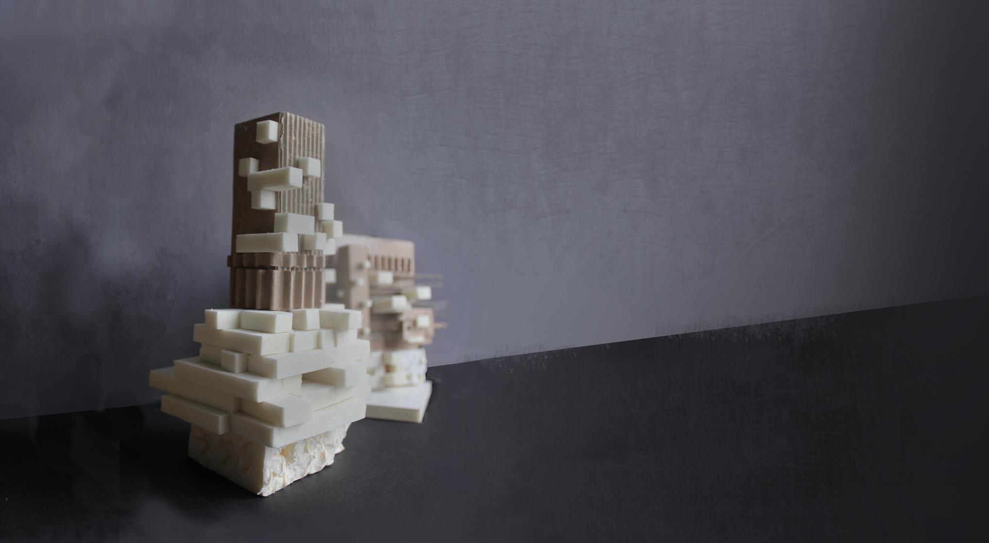Palazzo Wall - study