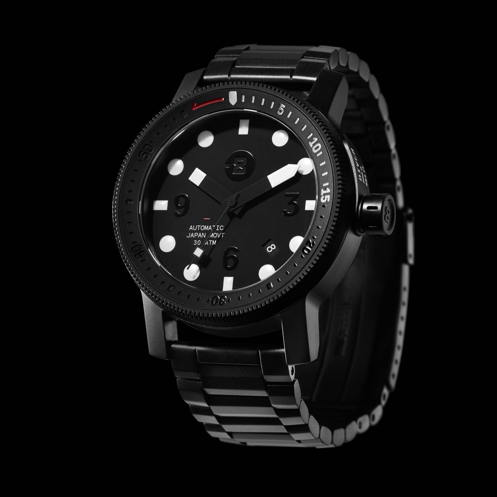 MINUS-8 DIVER WATCH