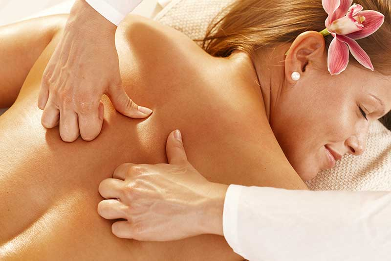 Sports and Sweedish massage